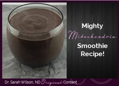 mitochondria smoothie