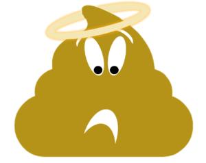 yellow-poo