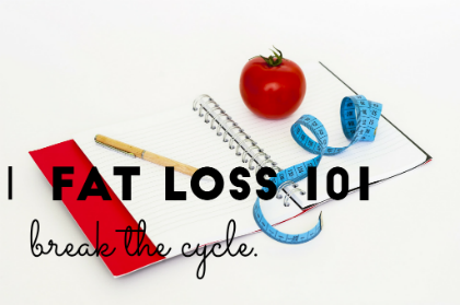 fat loss 101 - insulin
