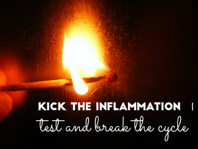 How to test and treat inflammation to overcome weight loss resistance
