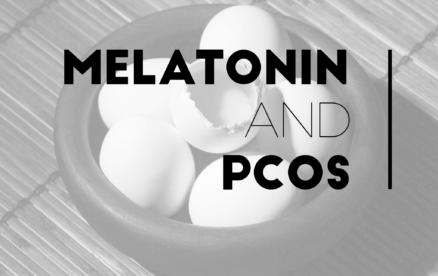 Can melatonin help women with PCOS to ovulate?
