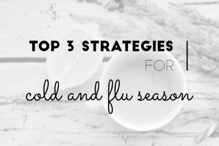 Natural Treatments for cold and flu season
